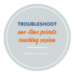 troubleshoot private coaching