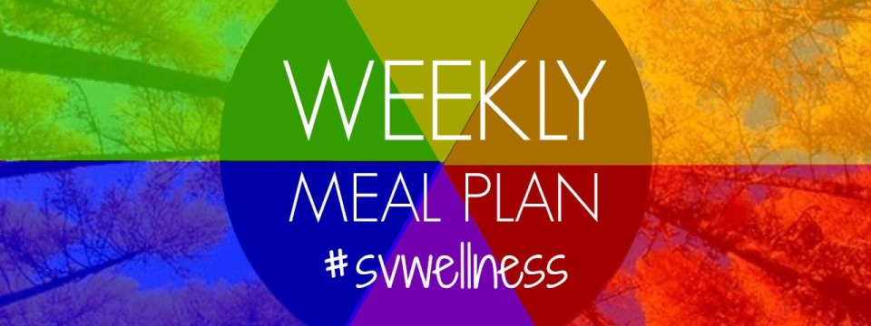 Protected: Weekly Meal Plan – Eat The Rainbow