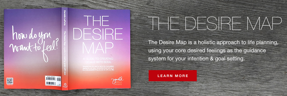 The Desire Map Material Wellness Gift Guide
